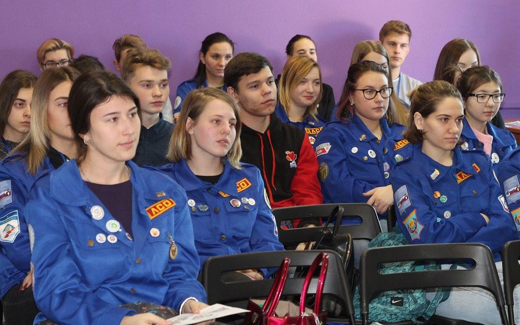 Андрей Мамаев рассказал волонтерам о методиках поиска пропавших людей
