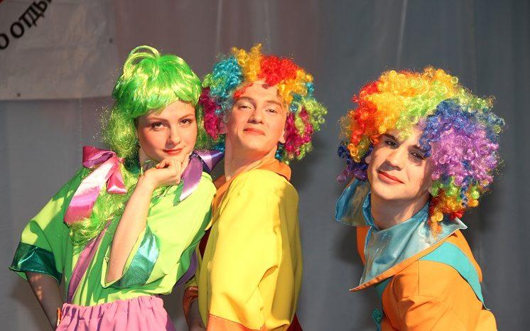 Фестиваль эстрадного искусства прошел в Краевом дворце молодежи