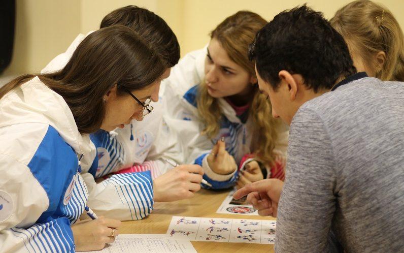 Студенты прокачали свои знания по зимней универсиаде-2019