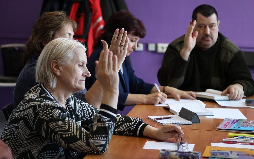 Алтайские поисковики провели отчетно-выборную конференцию