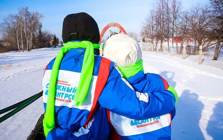 """В """"Снежный десант"""" отправятся 450 бойцов"""