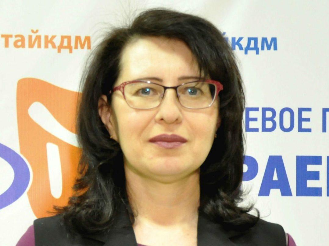 Буймова Галина Николаевна