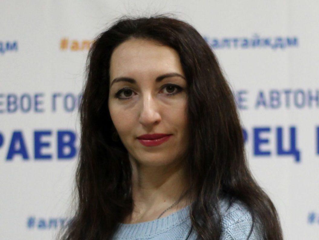 Исаева Луиза Анзоровна