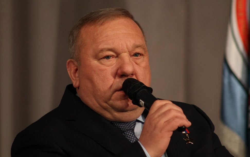 Владимир Шаманов: «Общественная деятельность - это состояние души»