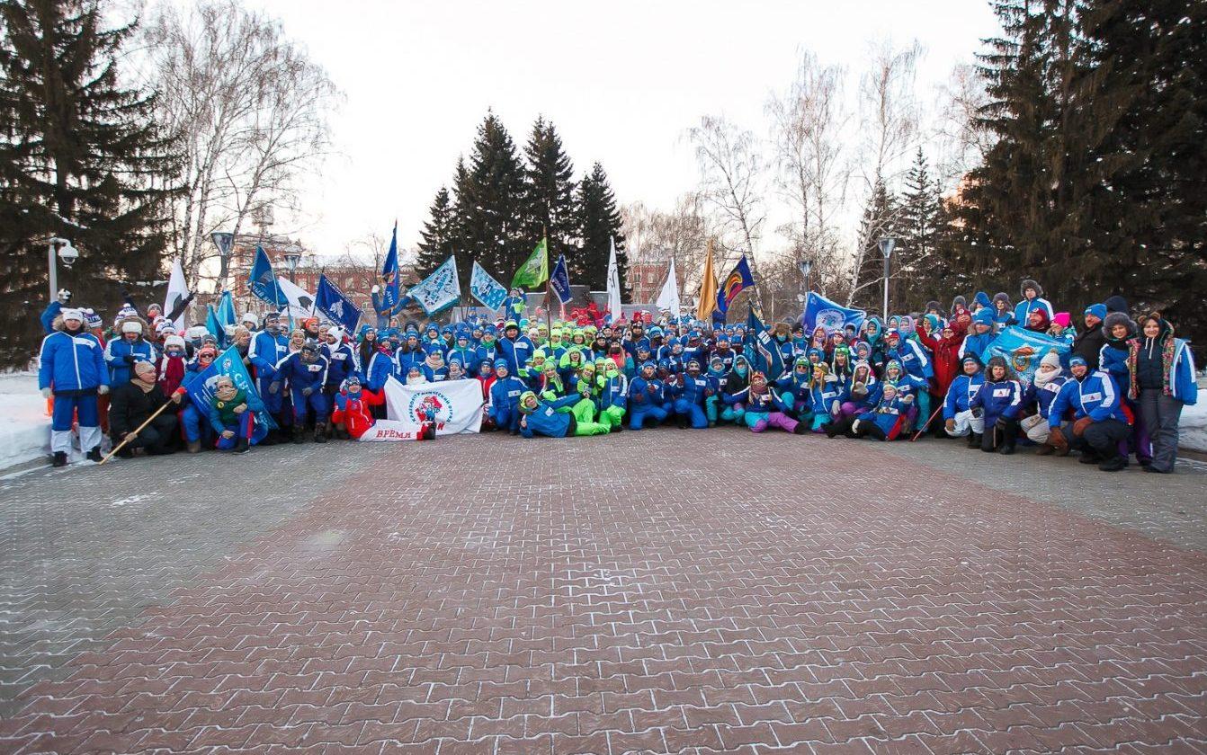 В Алтайском крае состоится торжественное закрытие Всероссийской патриотической акции «Снежный десант РСО»