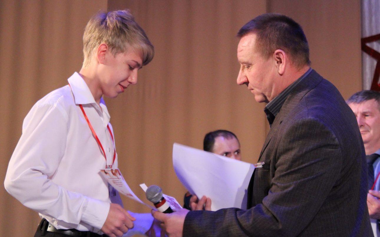 Патриотический фестиваль «Ода русскому солдату» прошёл в Косихе