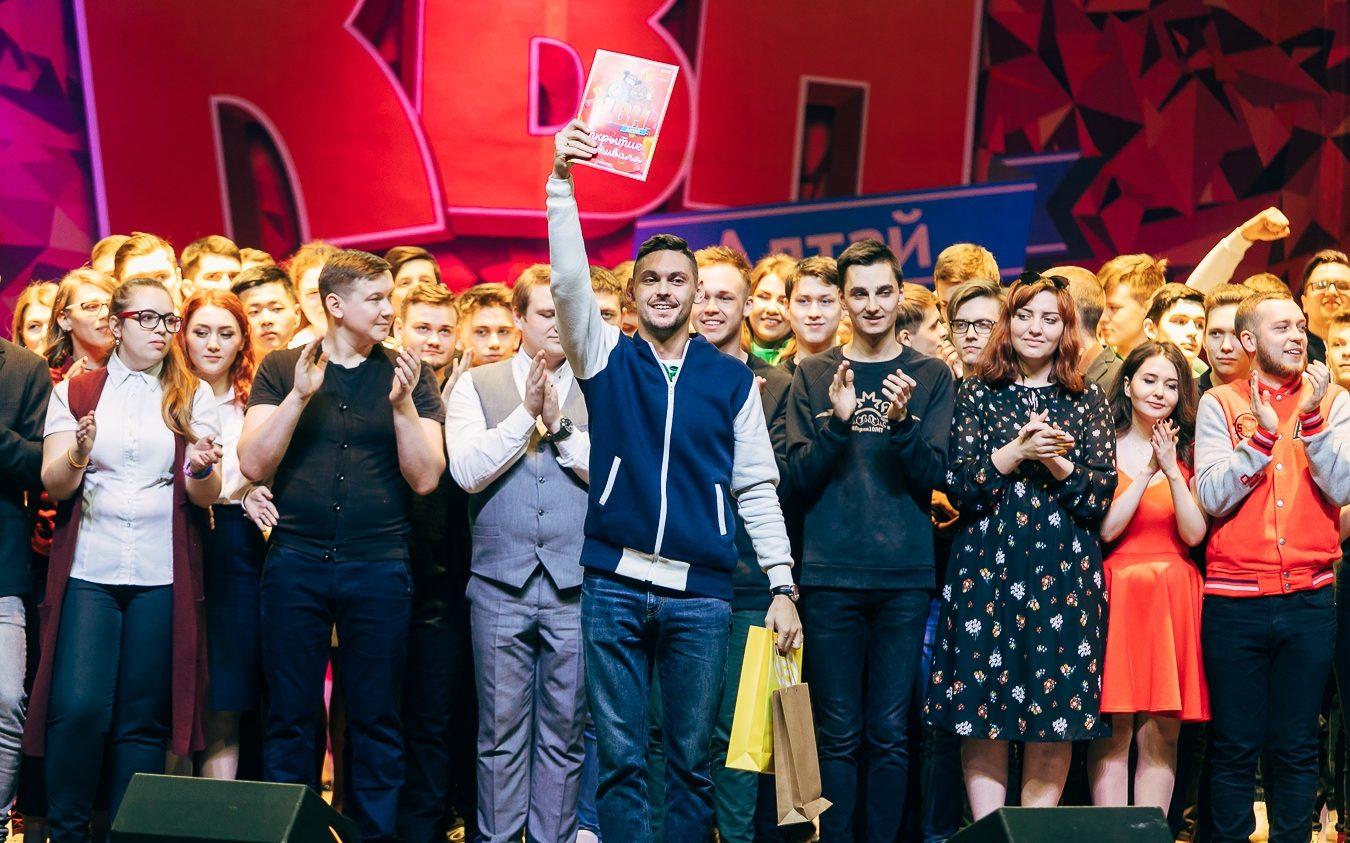 Определен список команд нового сезона лиги КВН-Алтай