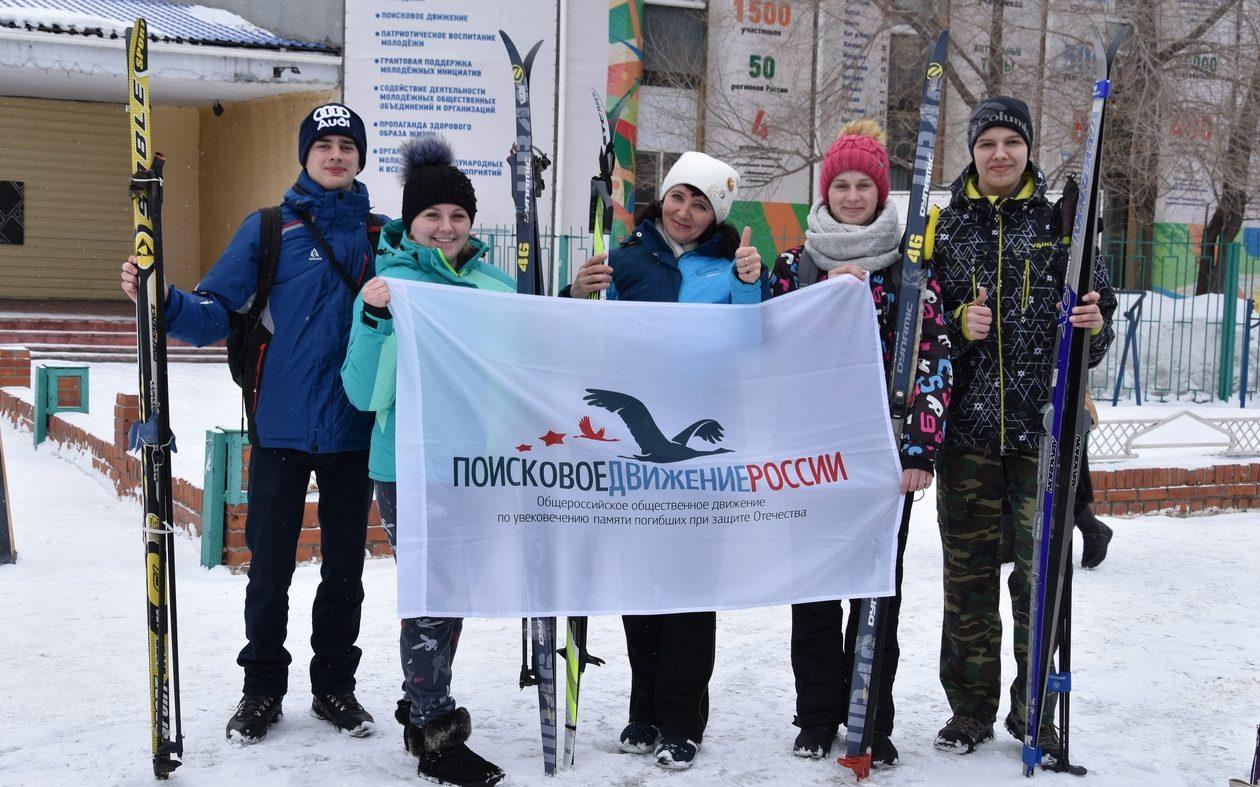 Поисковики Алтайского края примут участие в  «Ледовом марафоне – 2019»