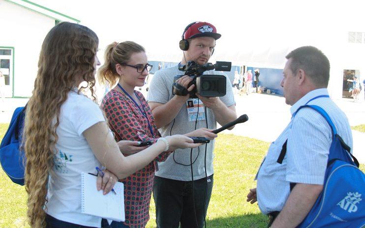 Участники направления «Медиадвиж» узнают секреты формирования современной информационной среды