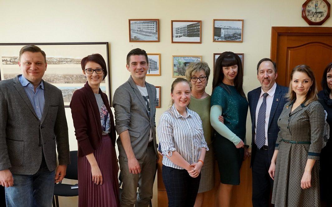 В Барнауле о Национальной лиге студенческих клубов рассказали в современном образовательном формате