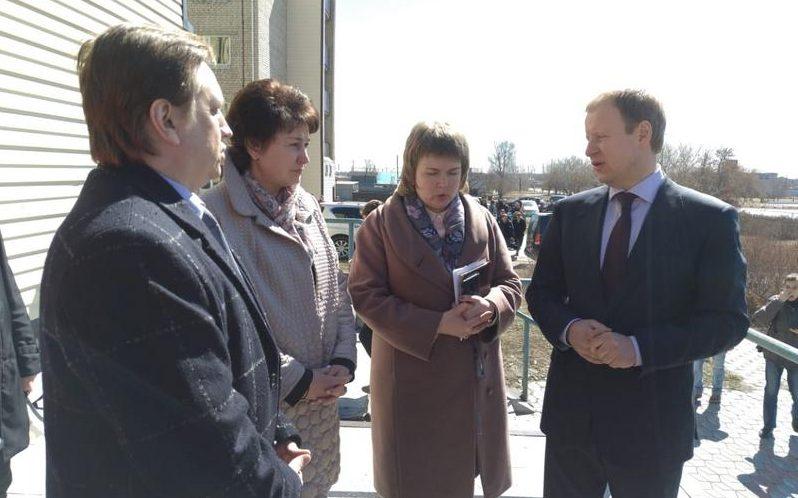Около 200 миллионов рублей выделит Правительство Алтайского края на развитие системы образования Каменского района