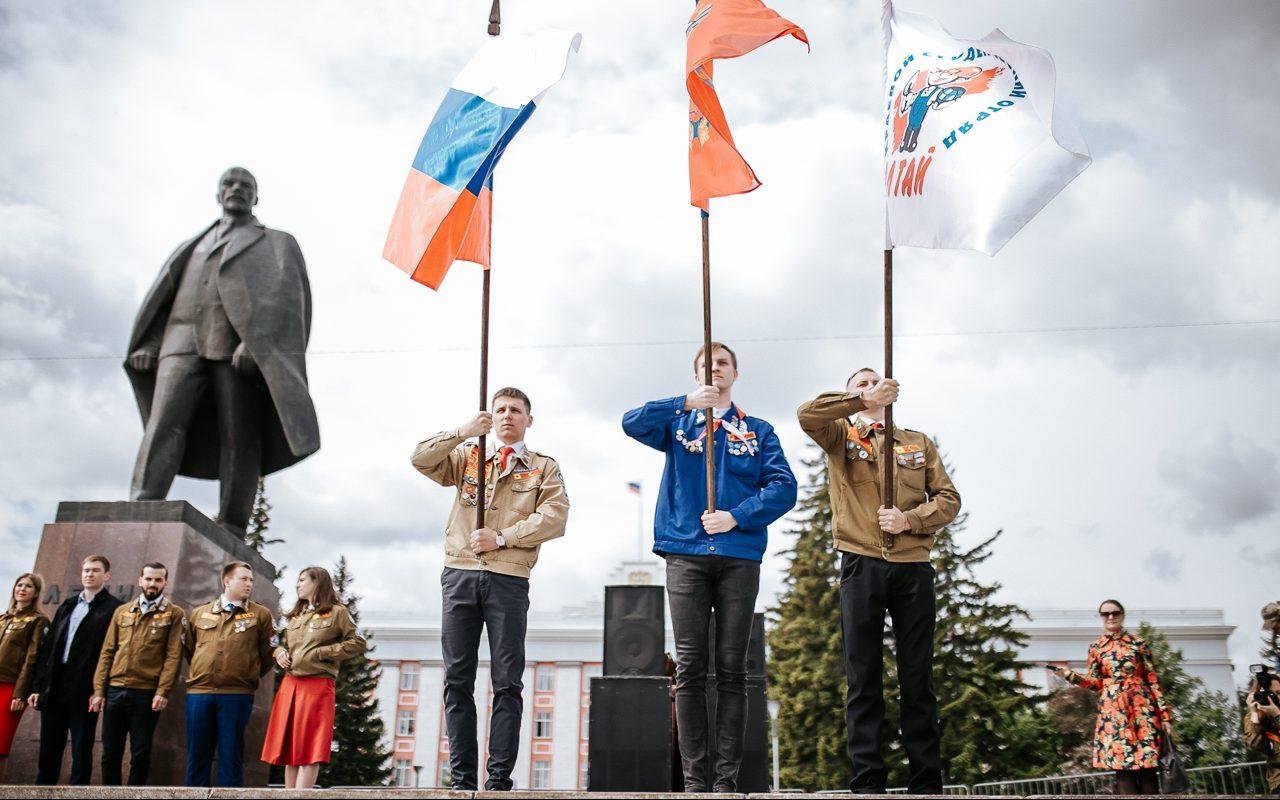 Более 80 студотрядов Алтайского края начинают свой третий трудовой семестр