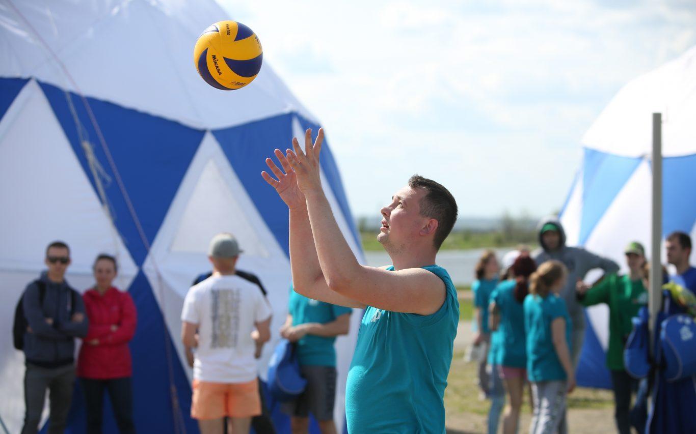 Участники форума АТР смогут зарядиться энергией на спортивных площадках