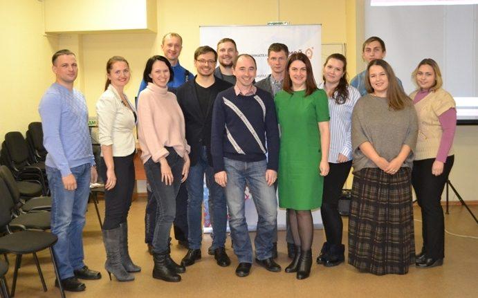 В Краевом дворце молодежи состоится открытие Делового клуба Российского союза молодежи