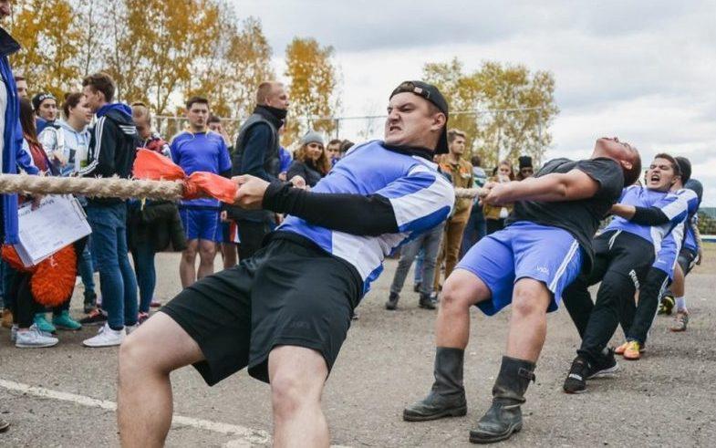 В Алтайском крае пройдет весенняя спартакиада среди студенческих отрядов