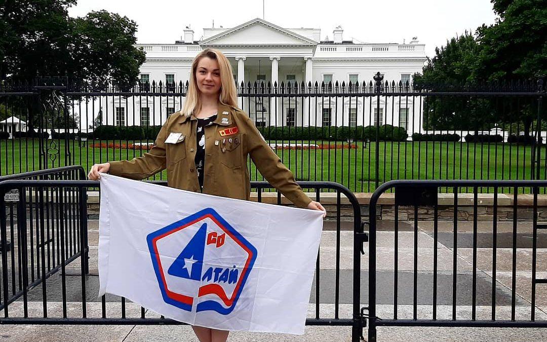 Алина Мурумбаева представит в США проект о Всероссийской патриотической акции «Снежный десант РСО»