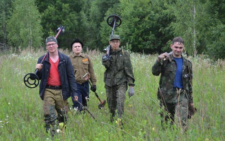 Поисковый отряд «Сибиряк» стал участником проекта «Весна сорок третьего: алтайские лыжники в боях за Севск»