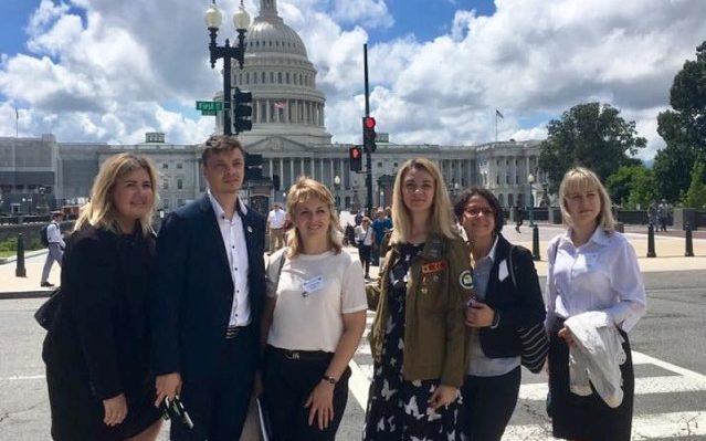 Делегация из рубцовская поделилась опытом волонтерской деятельности с американскими коллегами