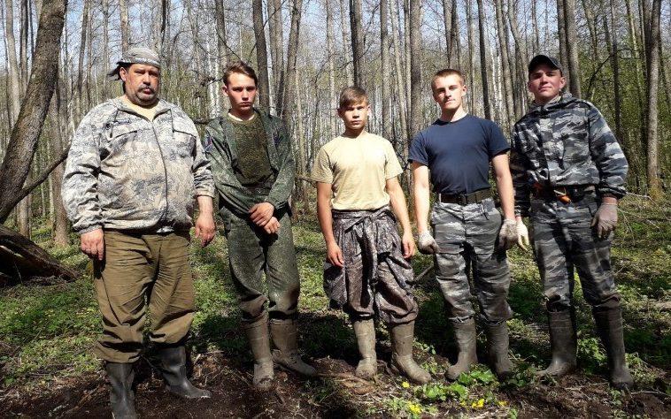 Алтайские поисковики стали участниками юбилейной поисковой экспедиции в Калужской области