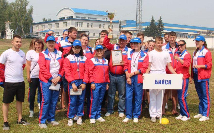 Подведены итоги IX летней олимпиады городов Алтайского края