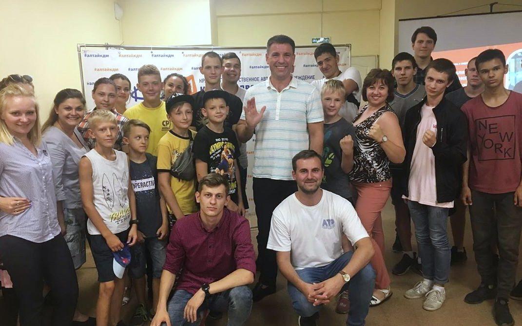 Алексей Филяков: «Всегда нужно быть честным перед самим собой»