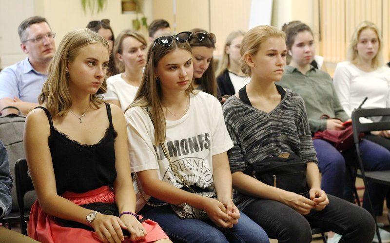 Барнаульским школьникам рассказали, как покорить мир