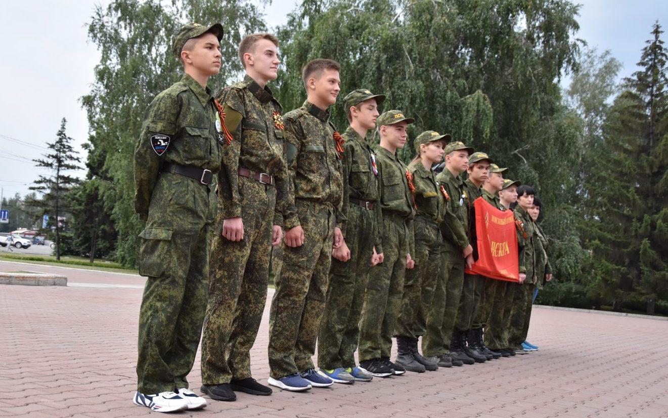 Отряд «Искра» примет участие в поисковой экспедиции в Ленинградской области