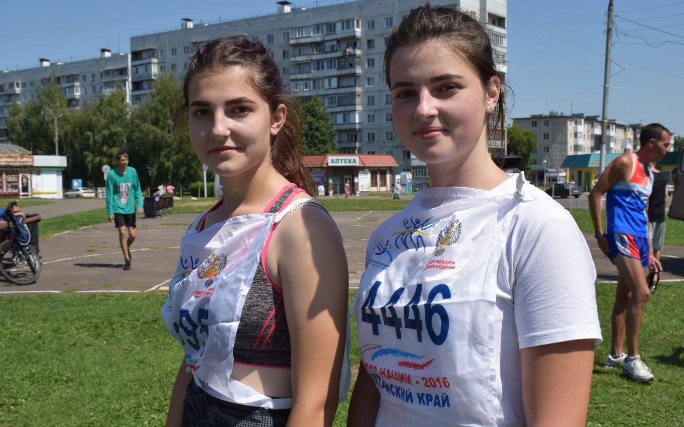 В Алтайском крае 5000 человек приняли участие в спортивной акции «Вперед за здоровьем!»