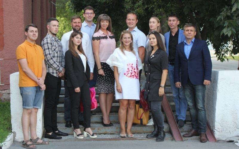 Активная молодёжь Алтайского края представлена на смене «Территории смыслов»