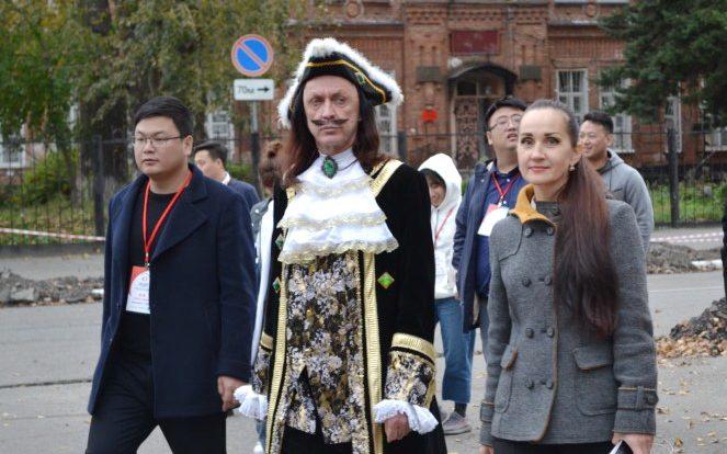 Резиденты Российско-Китайского молодёжного бизнес-инкубатора посетили Бийск