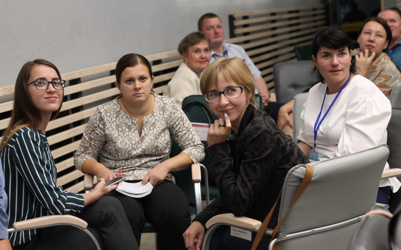 В Барнауле прошёл обучающий семинар для специалистов и руководителей сферы государственной молодёжной политики края