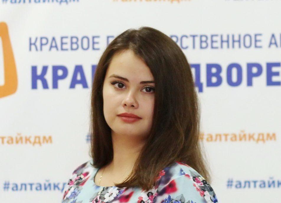 Жак Анастасия Игоревна