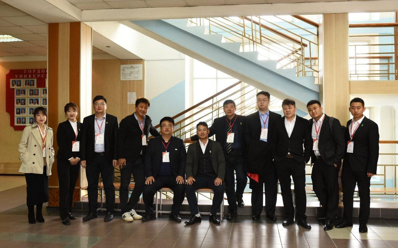 Молодые предприниматели двух стран заключили 21 соглашение о намерениях сотрудничества