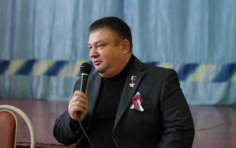 Алексей Чагин: «Защита Отечества у нас в крови!»