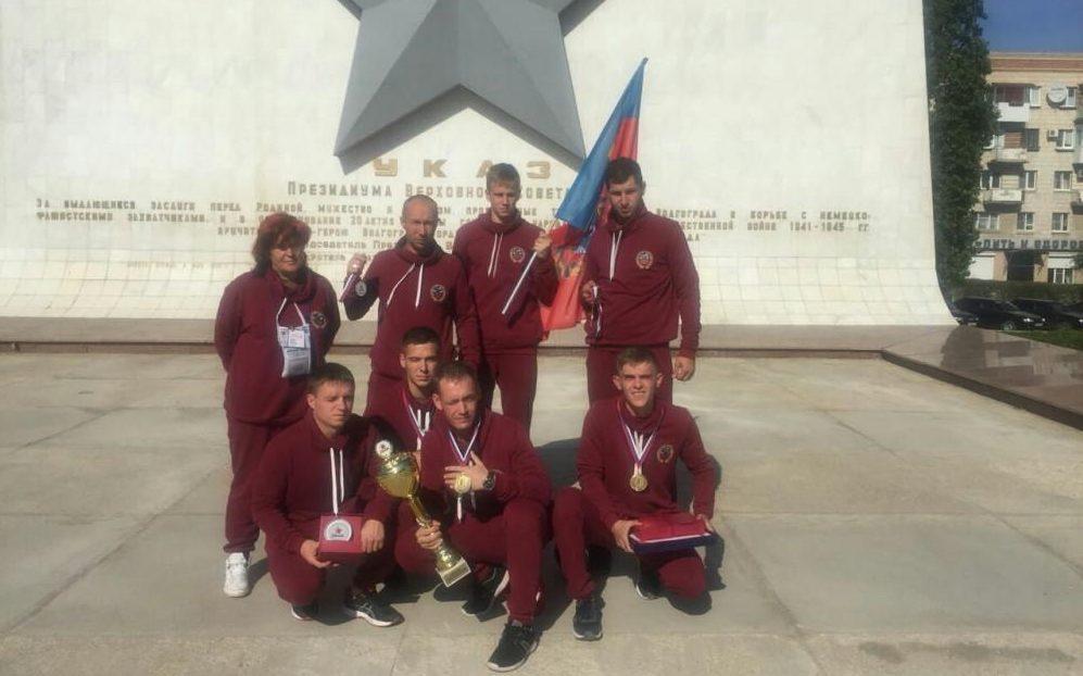Интервью с победителями прошлогодней «Зарницы» — на связи Алтайский край