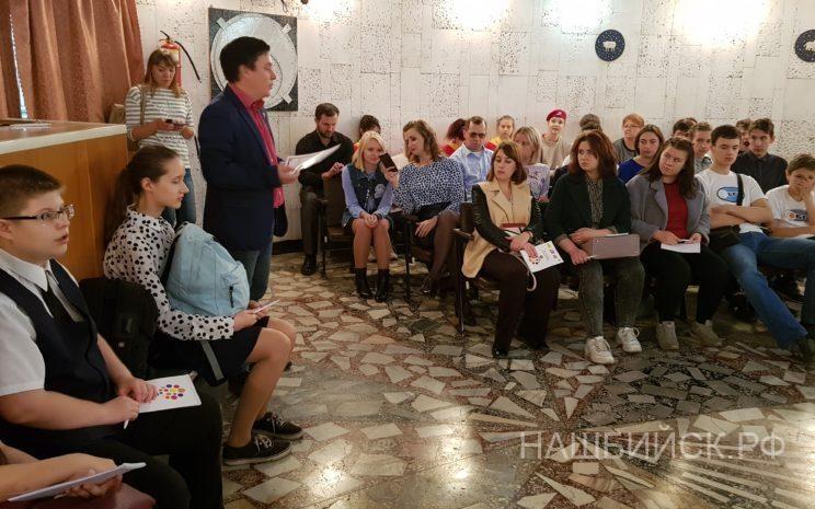 В Бийске прошёл фестиваль добровольческих объединений «ДОБРОСТАРТЫ БИЙСК 2019»
