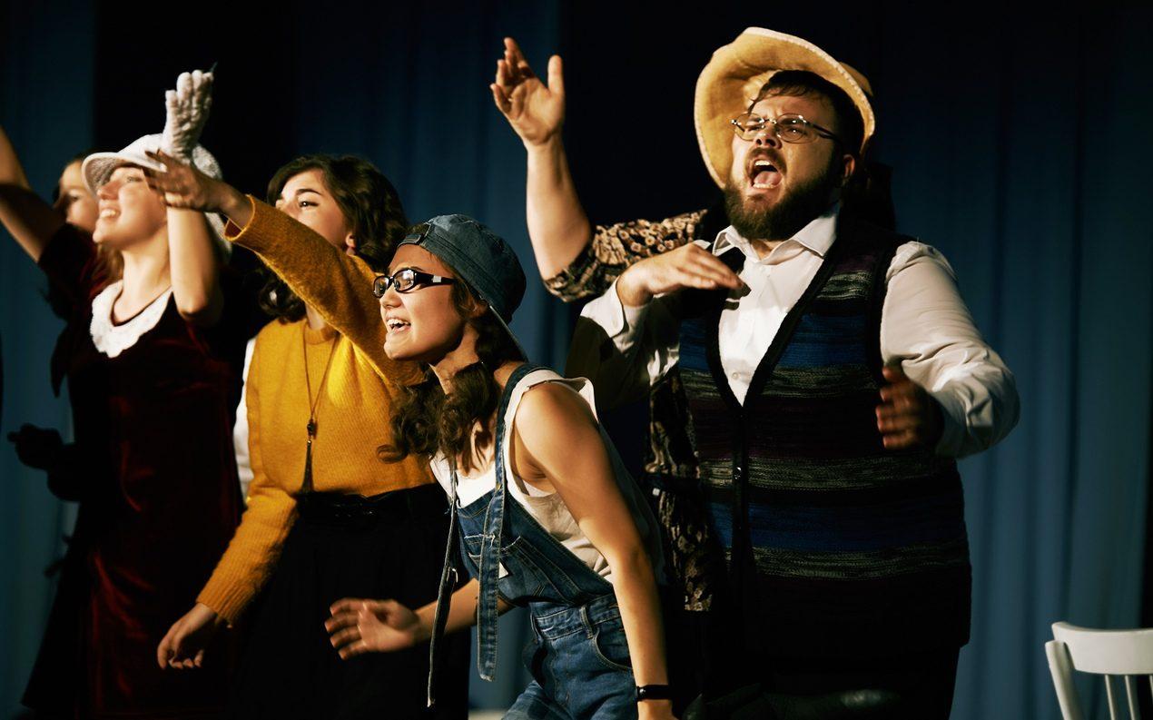 Спектакль молодёжных непрофессиональных театров Алтая покажут на Слёте сельской молодежи