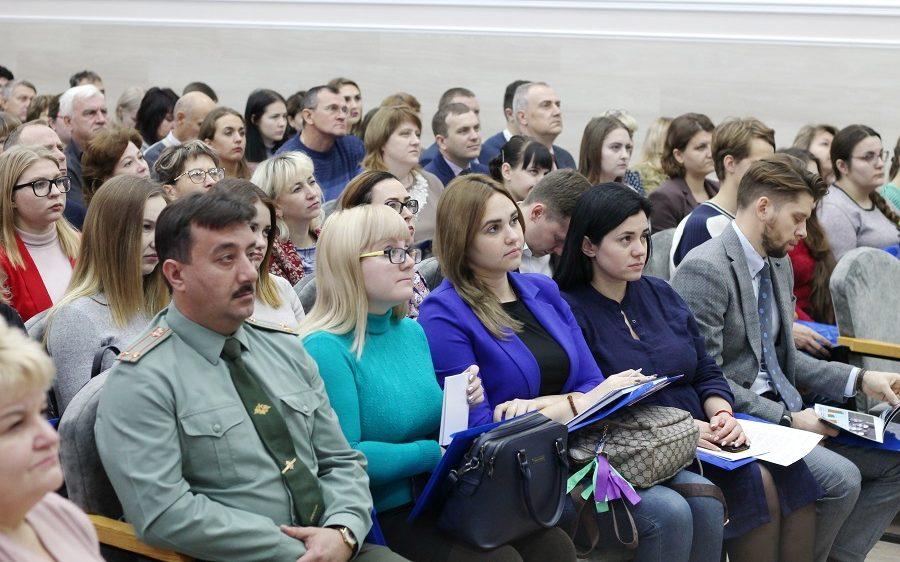 Более 200 человек приняло участие в краевом семинаре по профилактике экстремизма в молодёжной среде