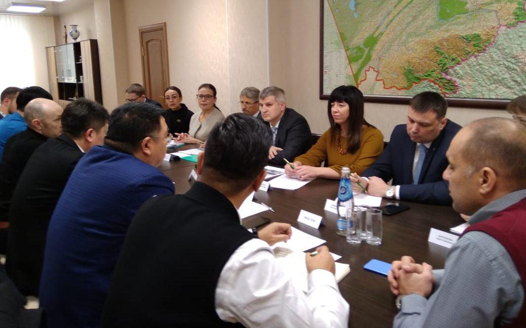 Российско-китайское сотрудничество: от молодёжного бизнес-инкубатора до промышленного комплекса