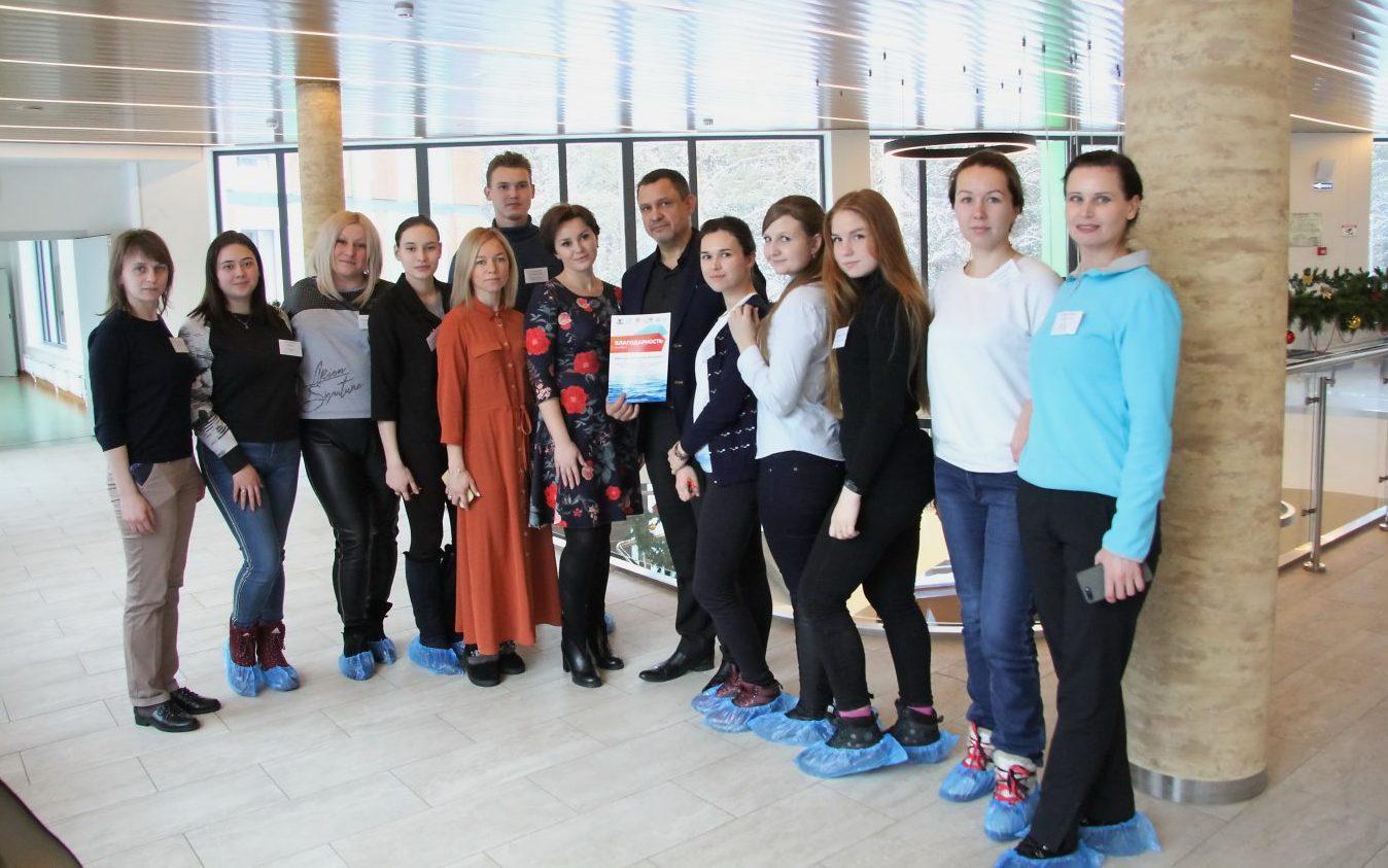 В Барнауле прошла первая межрегиональная конференция по гидрореабилитации