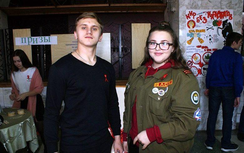 В Рубцовске подвели итоги акции «Я выбираю здоровье!»