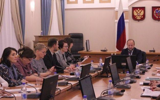 Развитие добровольчества в Алтайском крае обсудили на межведомственном совете