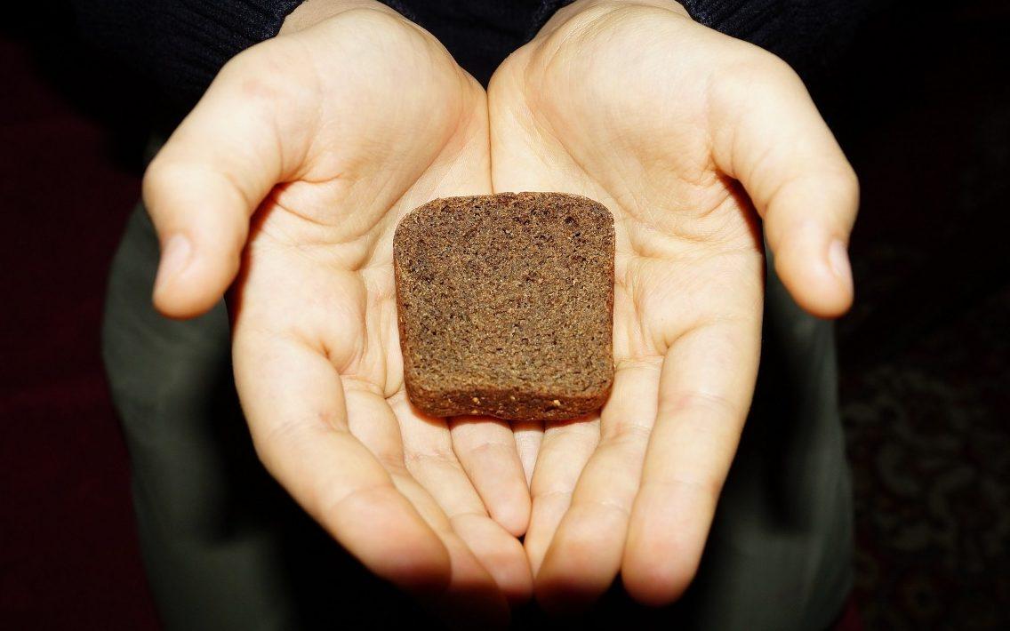 """Алтайские волонтеры проведут памятную акцию """"Блокадный хлеб"""""""