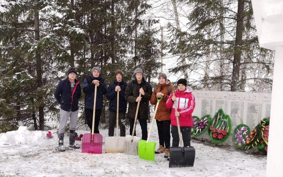 Добровольческая акция «Снежный ком» прошла в Алтайском крае