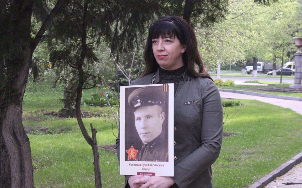 Екатерина Четошникова рассказала о проведении в Алтайском крае акции «Бессмертный полк-онлайн»