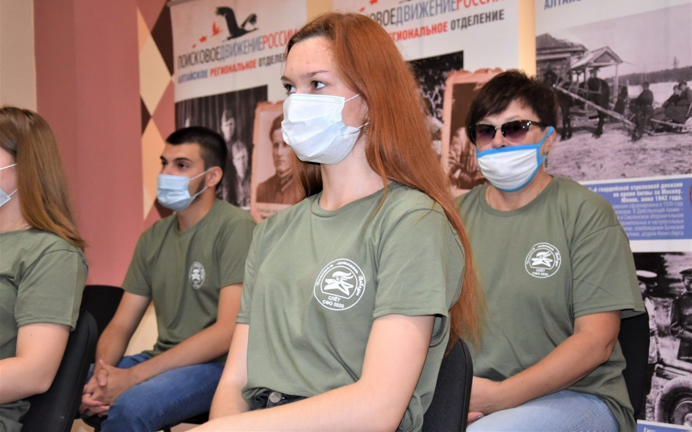 «Допишем летопись Победы»: сибирские поисковики провели онлайн-слёт