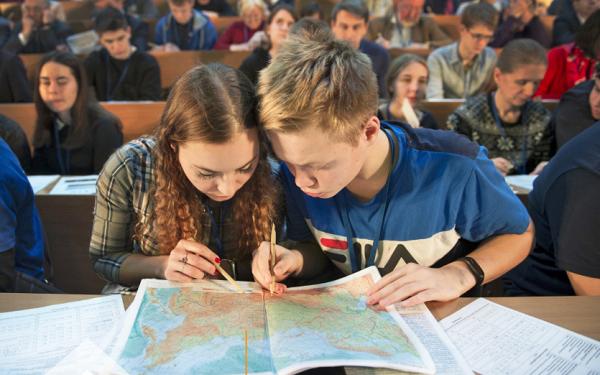 Продолжается регистрация площадок «Географического диктанта-2020»