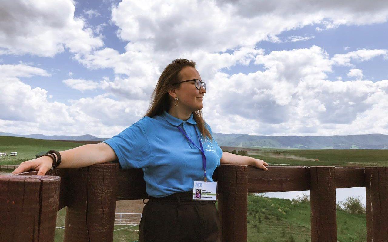 Участница форума «АТР» Илюза Мухамедьянова: «Мечтайте, рискуйте и думайте иначе»