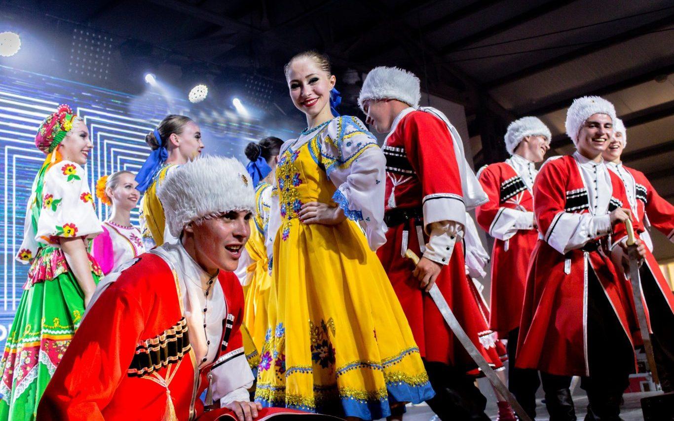 Ансамбль народного танца «Сударушка» АлтГТУ стал призёром «Российской студенческой весны»