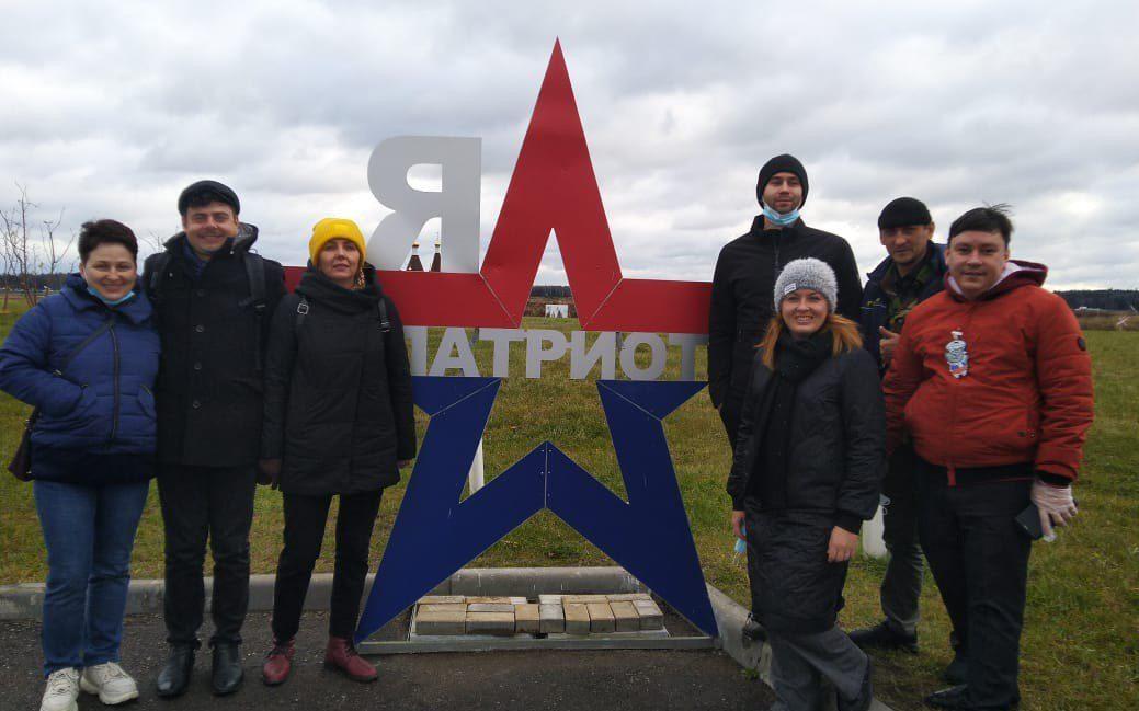 Делегация Алтайского края посетила Всероссийскую сессию «Патриот»